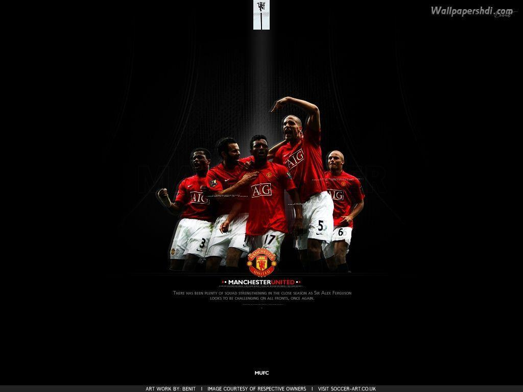 Manchester United Wallpaper Hd For Ipad Wallpaper | Football ...