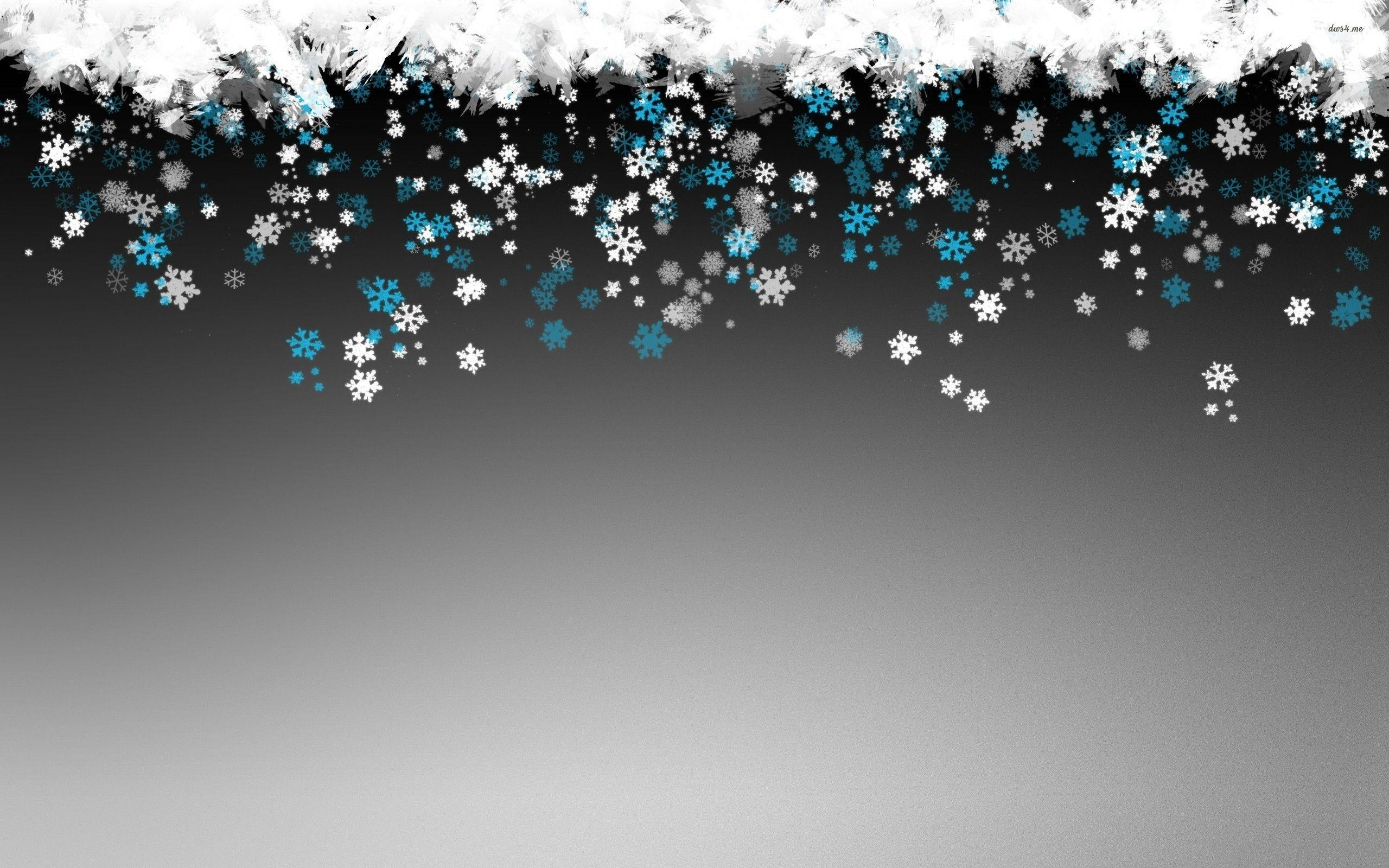 Winter Background Vector Free Vector Download 45 386 Free: Snowflake Wallpapers