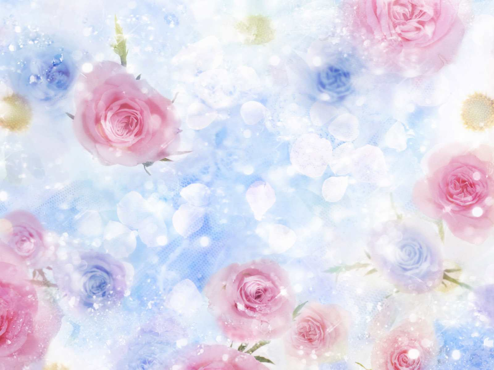amazing flowers background 1600x1200 - photo #39