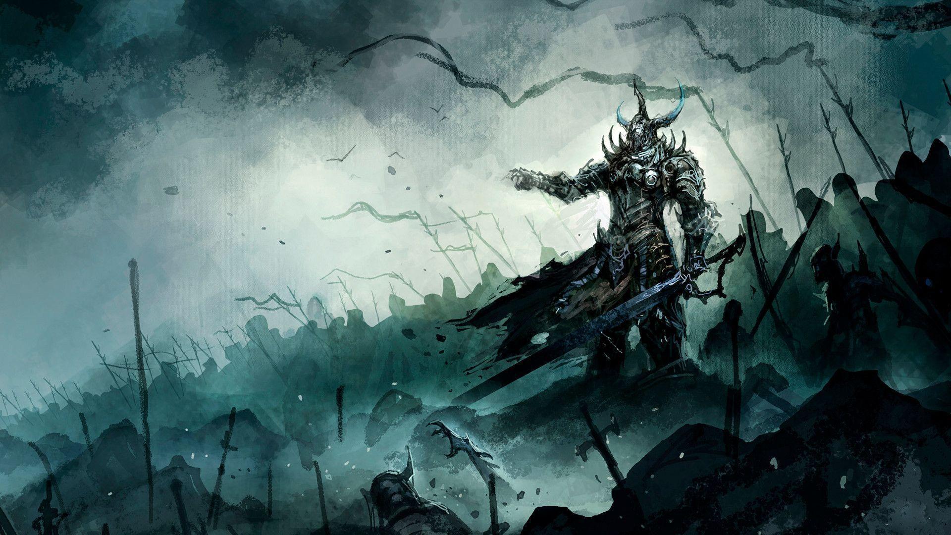Fantasy Knight Wallpapers - Wallpaper Cave