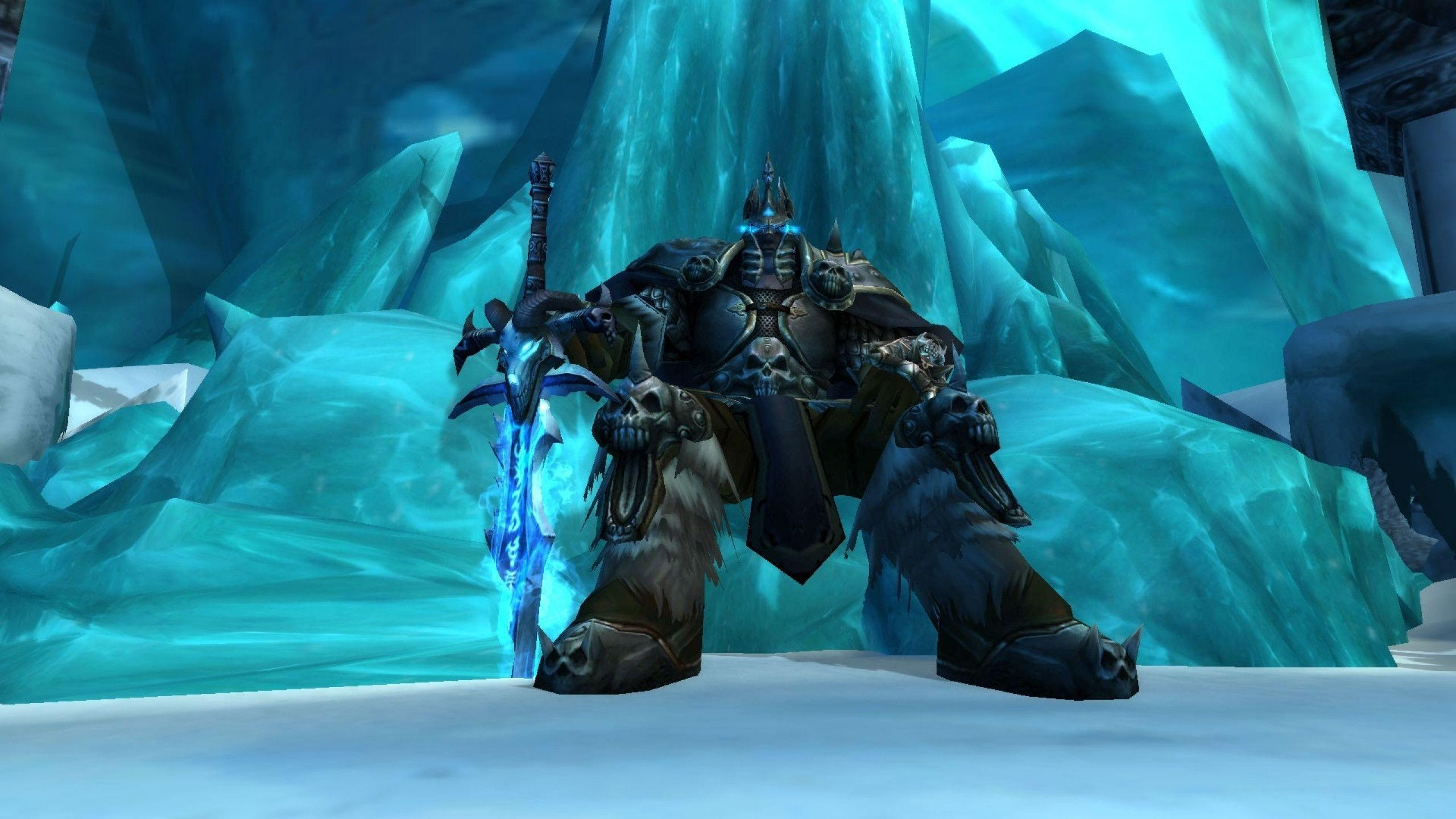 Lich King Warcraft Artwork Video Games Wallpapers – Games Wallpapers