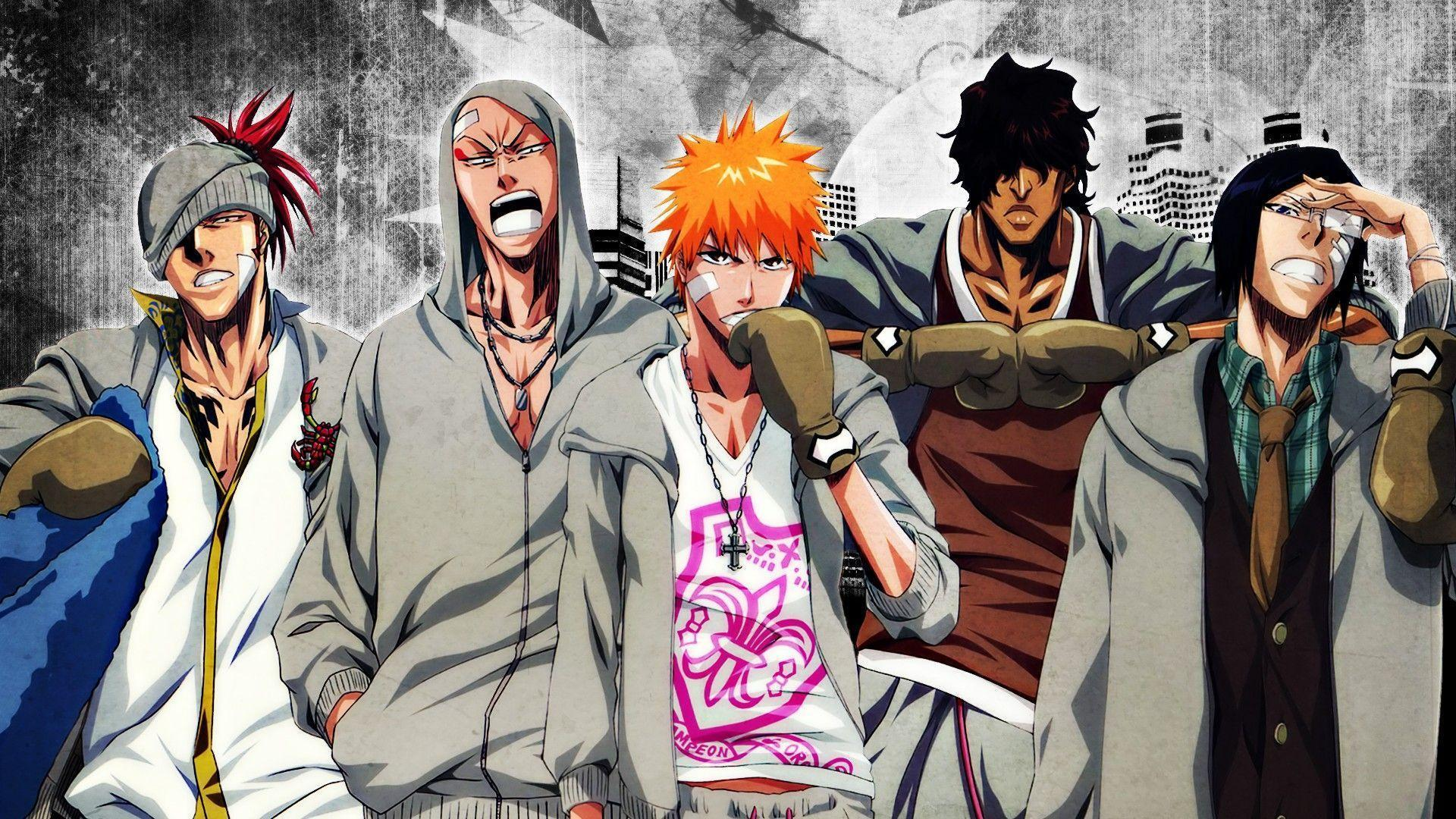 Collection of Bleach Character Wallpaper on HDWallpapers ×