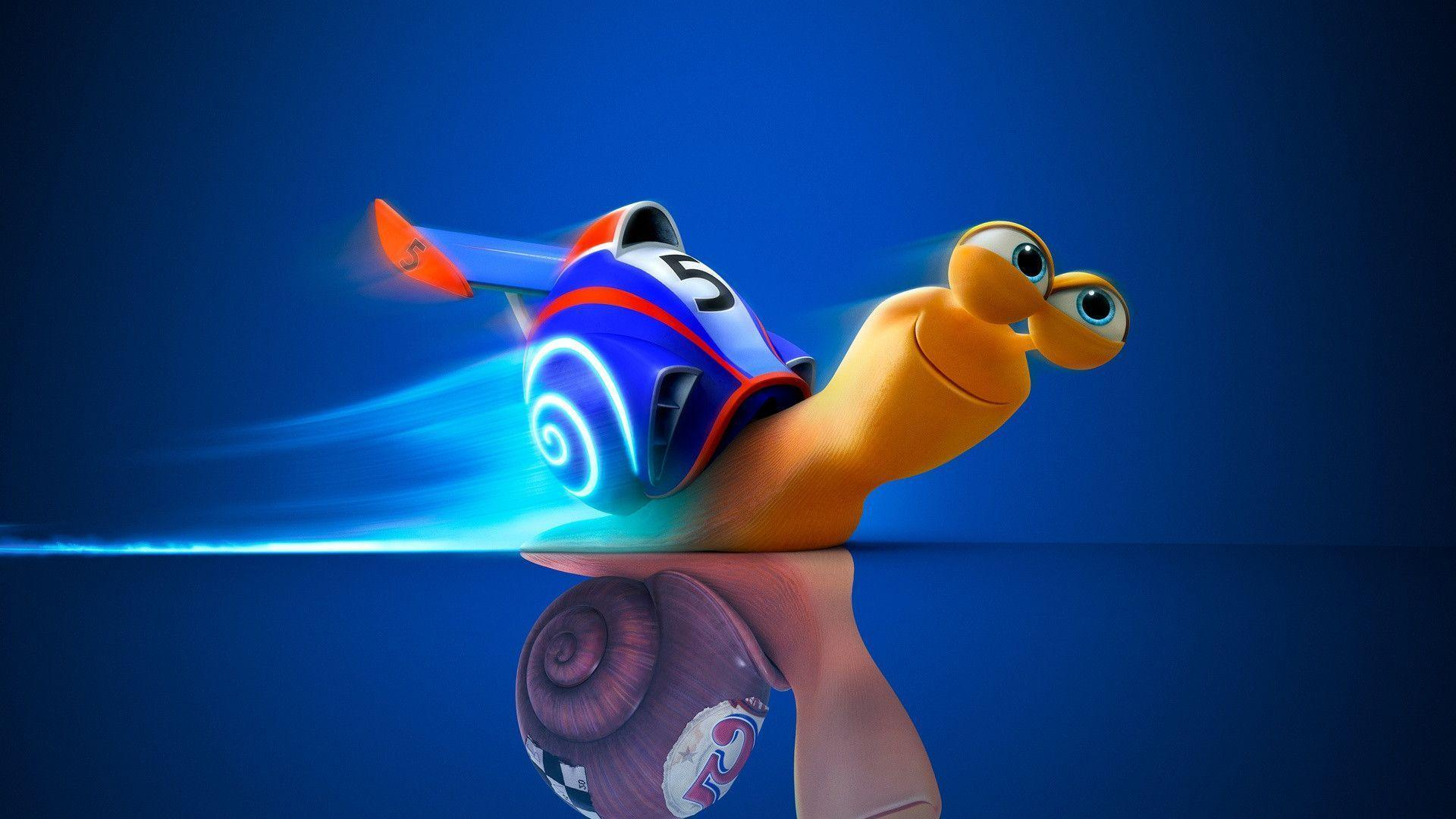 New Turbo 2013 Movie HD Wallpapers 1080p