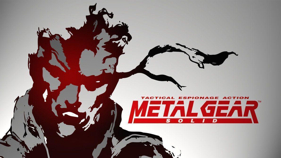 Metal Gear Solid 2 Wallpapers Wallpaper Cave
