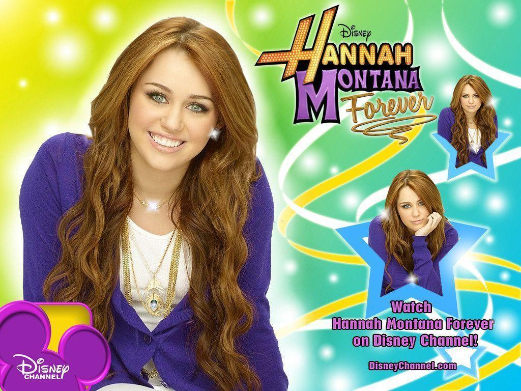 Disney Channel Summer Of Stars EXCLUSIVEHannah Montana 4ever