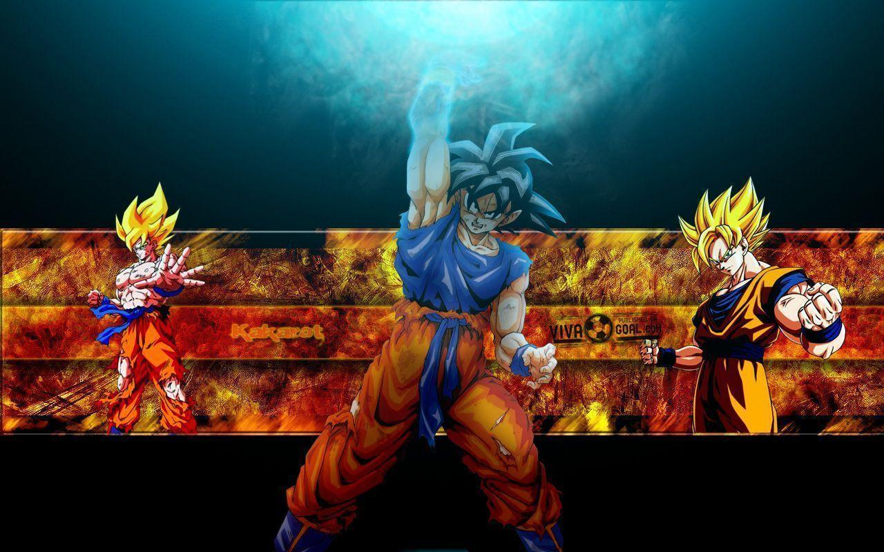 Dragon ball z wallpapers goku wallpaper cave - Dragon ball gt goku wallpaper ...