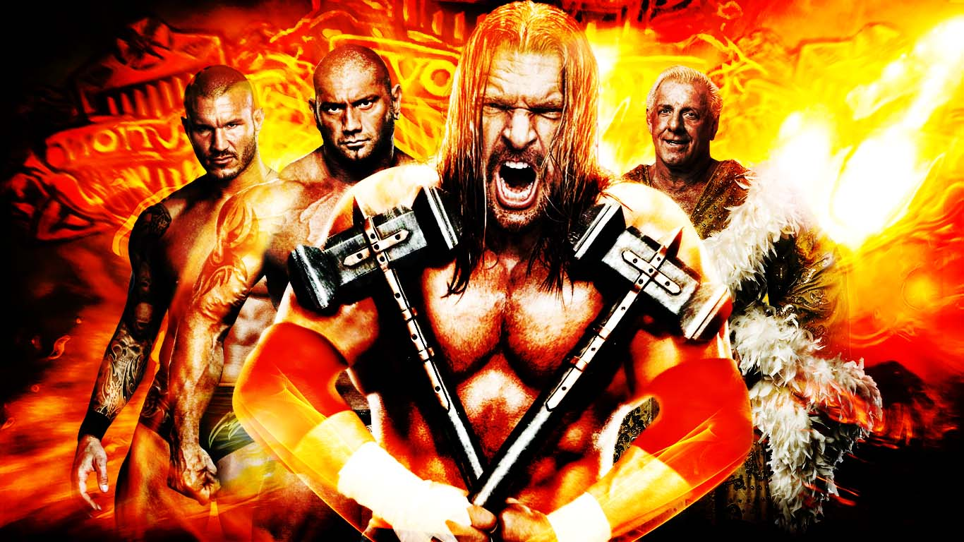 Ultimate WWE Wallpapers Topic