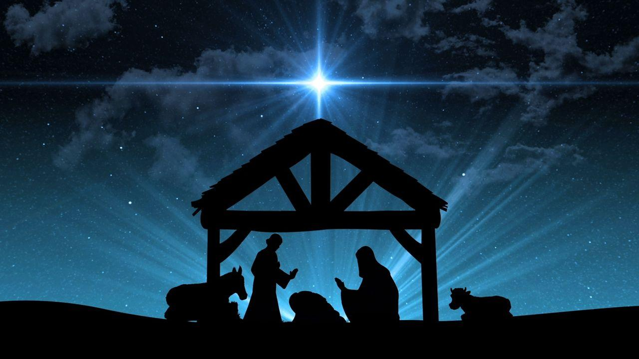 christmas nativity backgrounds