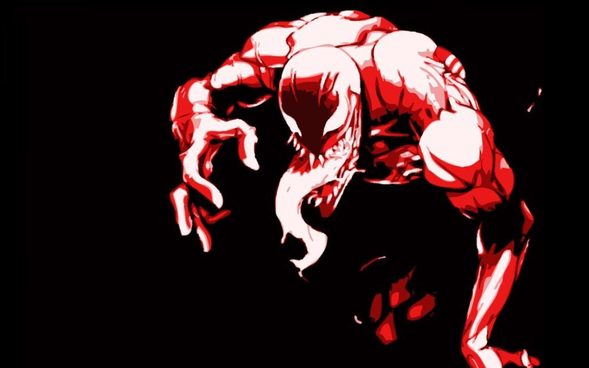 Carnage Run Away From Venom Wallpapers Image taken from Carnage