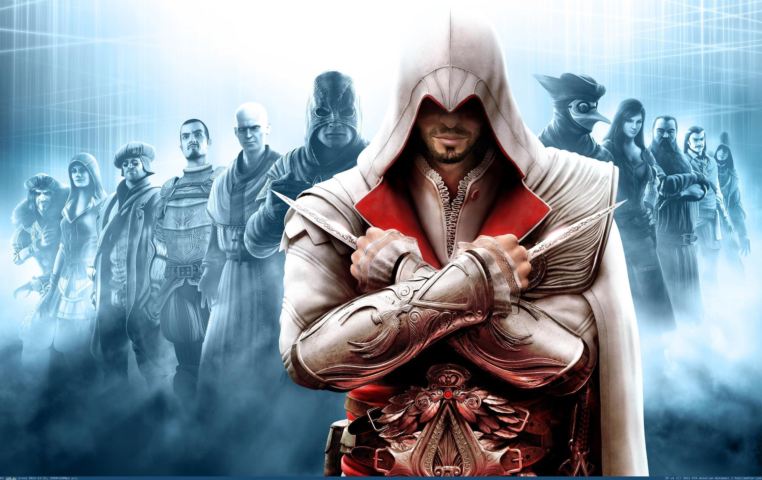 Download Assassin&Creed 3 Wallpapers For Windows 7