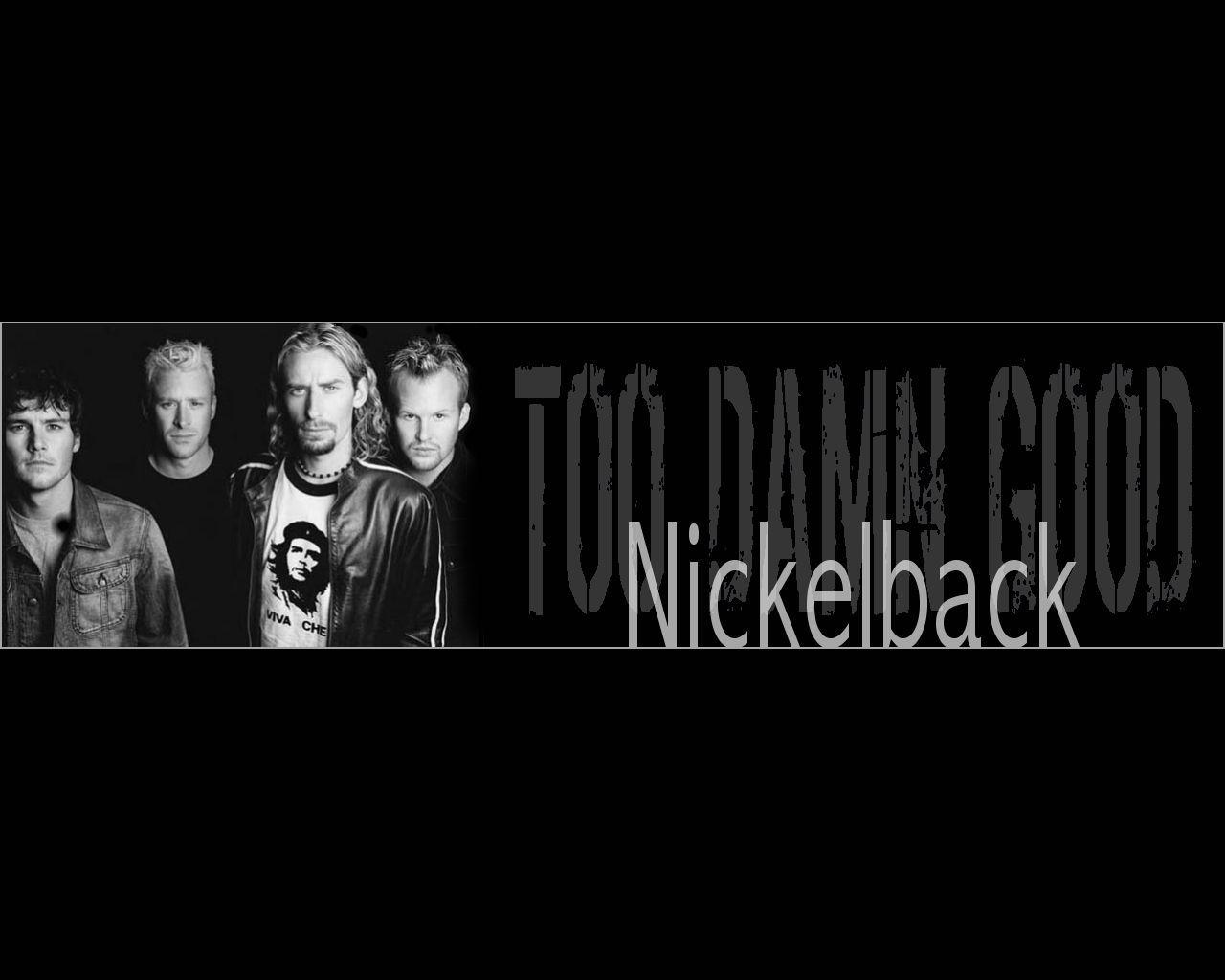 Nickelback wallpapers ~ ALL ABOUT MUSIC