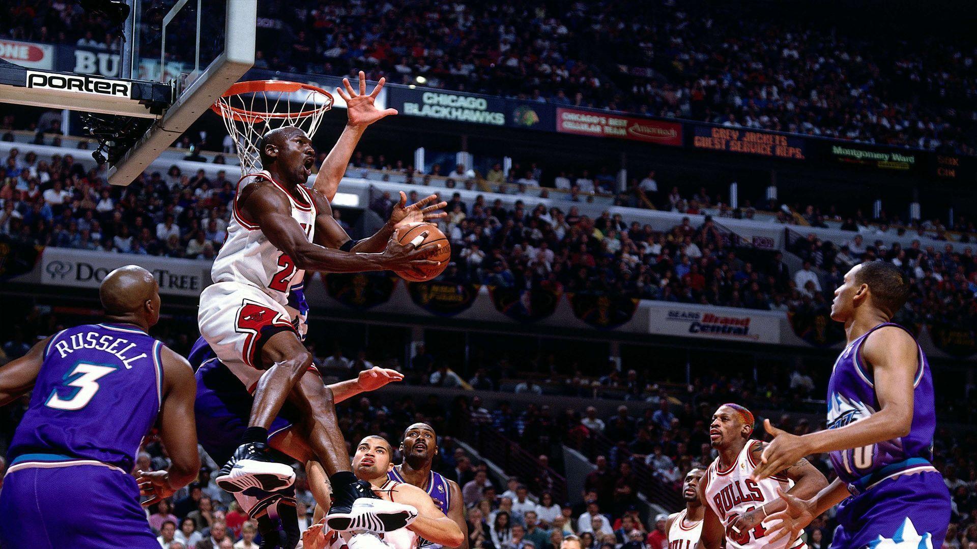 Michael Jordan Chicago Bulls Wallpapers
