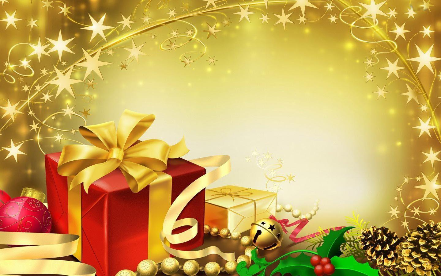 pix for christmas present background