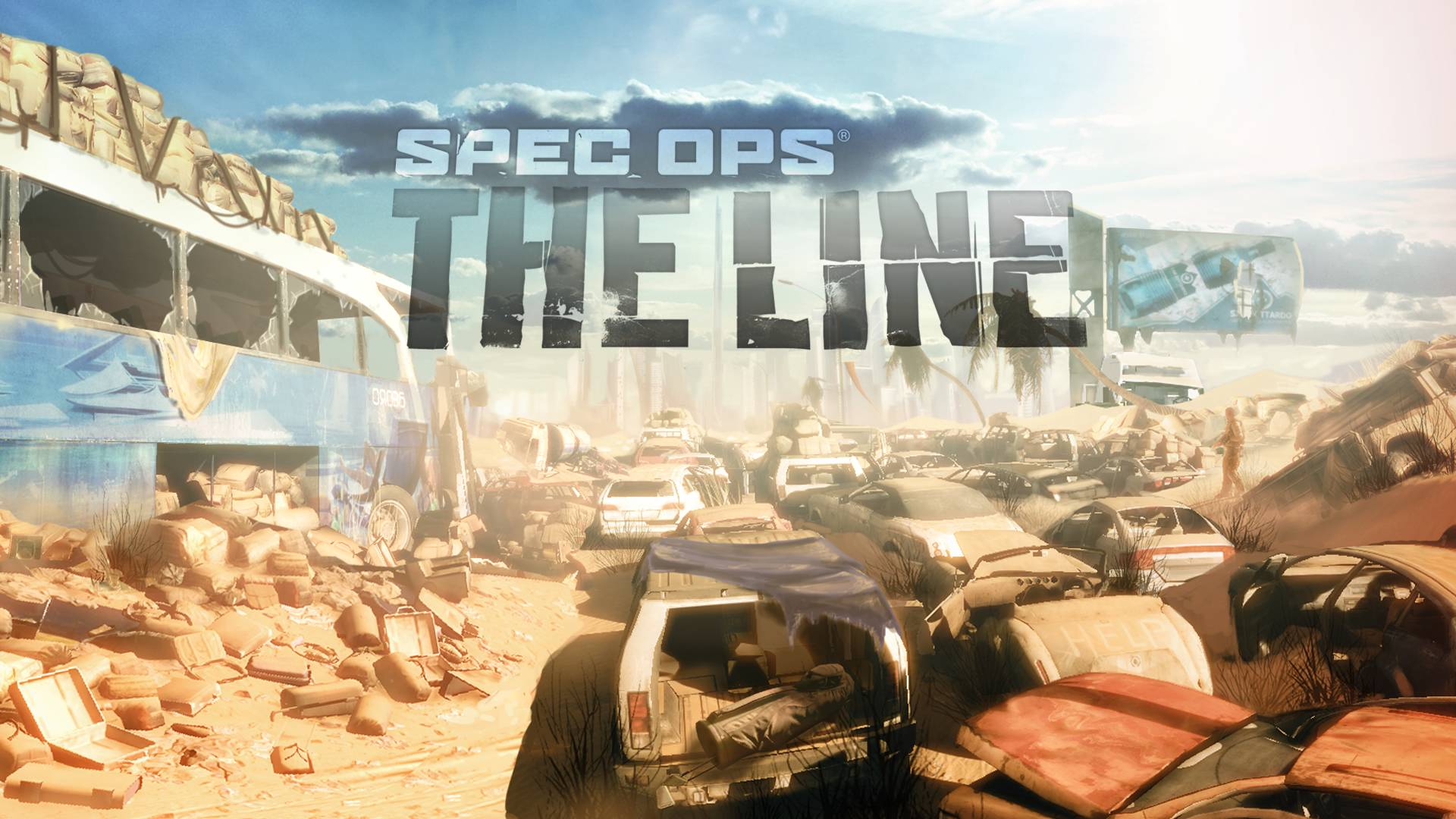 Spec Ops The Line Evac Wallpapers