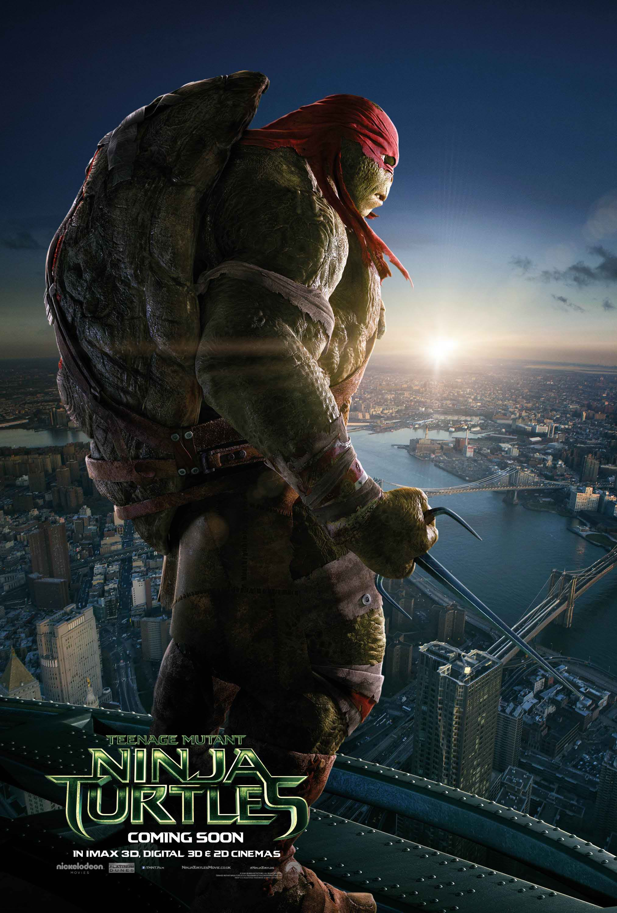 Leonardo TMNT Out of the Shadows Wallpapers HD Wallpapers