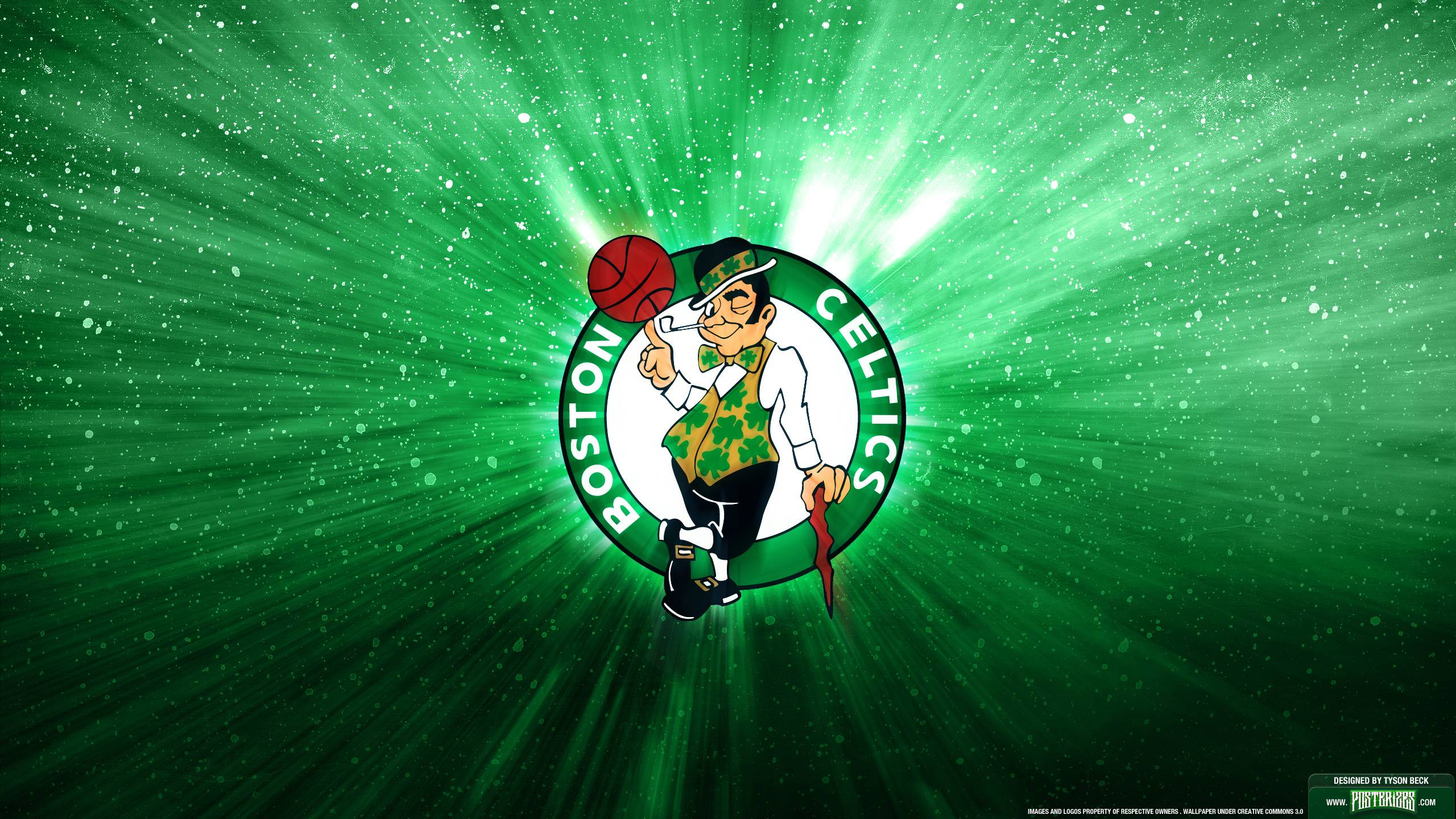 Boston Celtics | Posterizes | NBA Wallpapers & Basketball Designs .