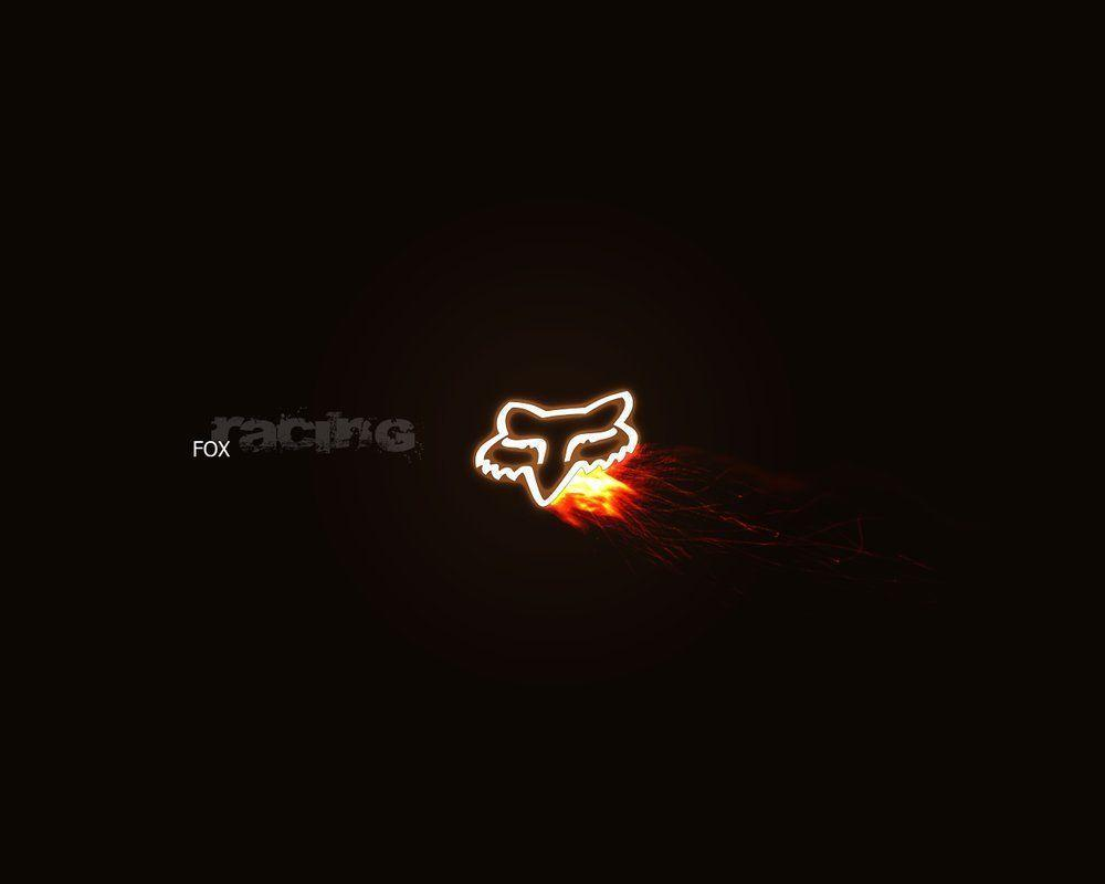 Wallpapers For > Pink Fox Racing Logo Wallpapers