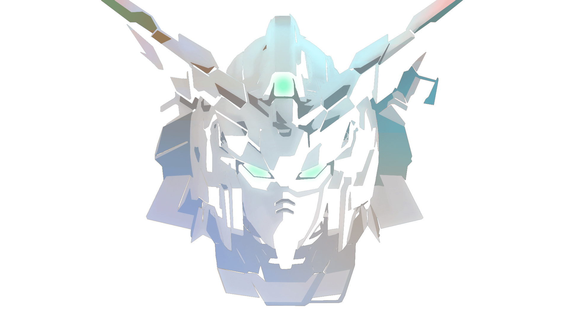 Gundam Unicorn Wallpapers - Wallpaper Cave