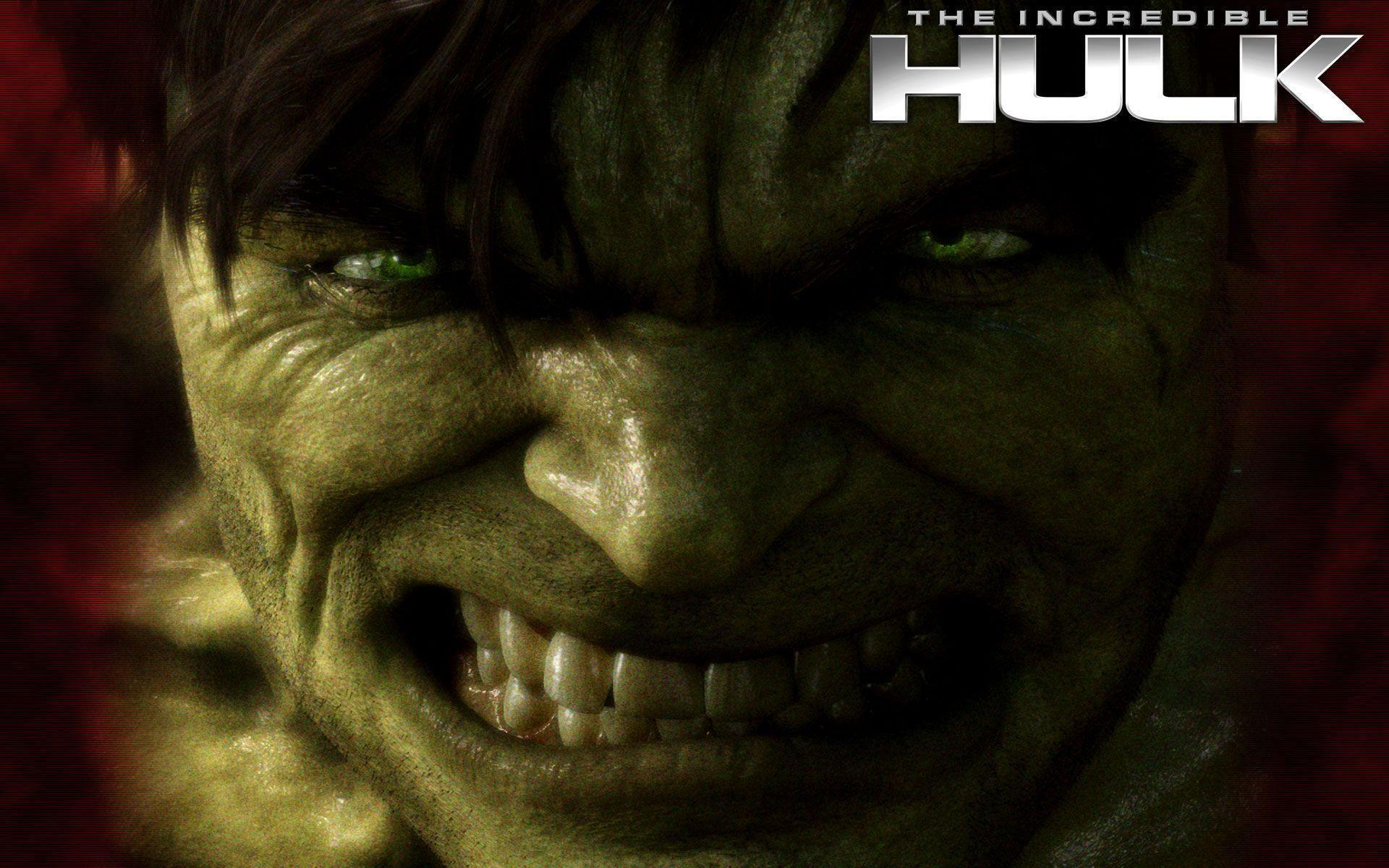 Incredible Hulk Wallpapers Movie Photo Wallpaper