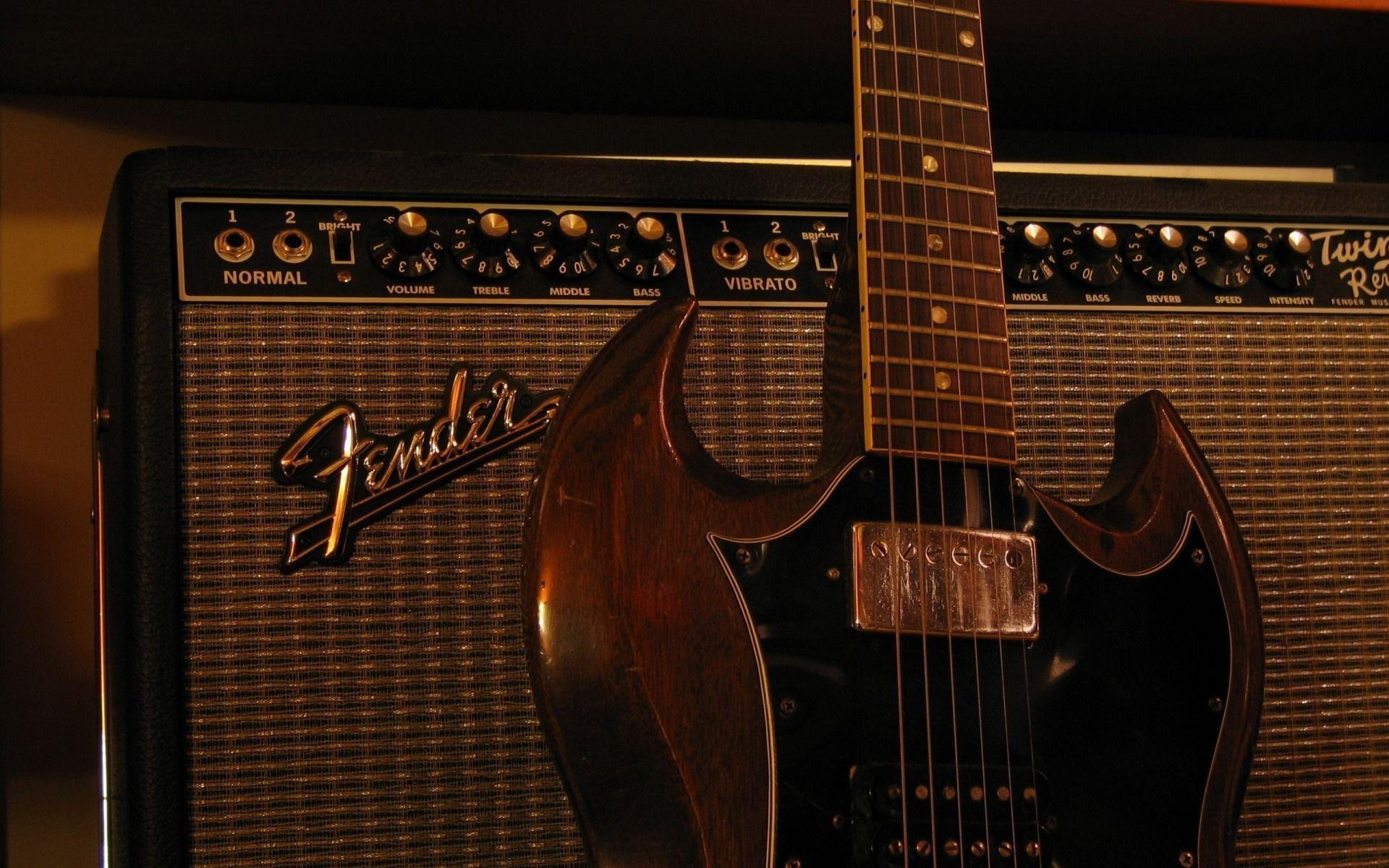 Fender widescreen wallpaper | Wide-