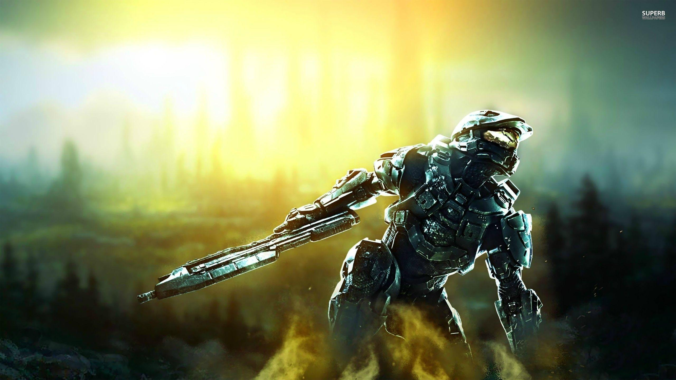 High Resolution Gaming Wallpapers: Halo 4 Wallpapers 2560x1440