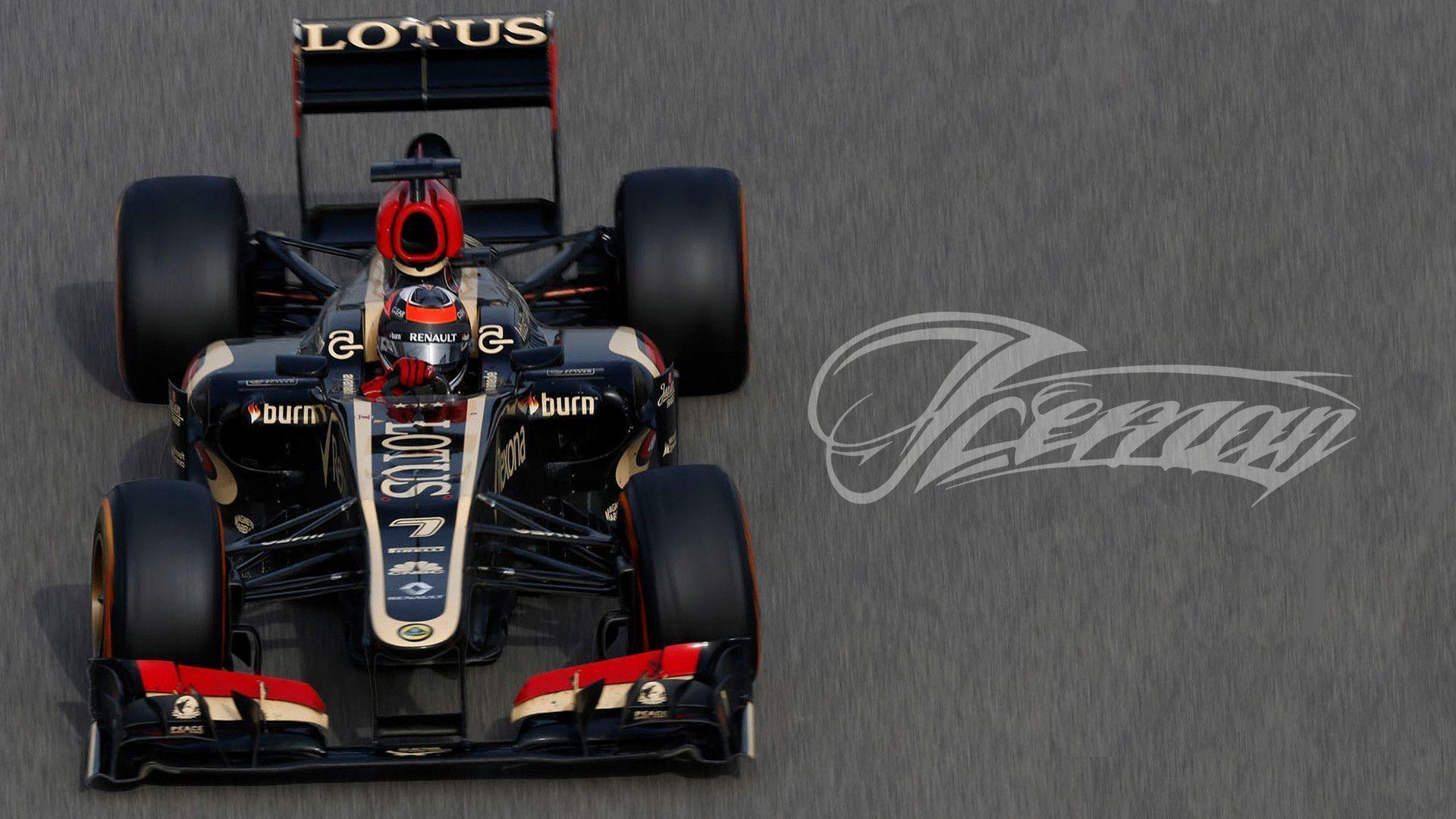 Team Lotus F1 Teams Background