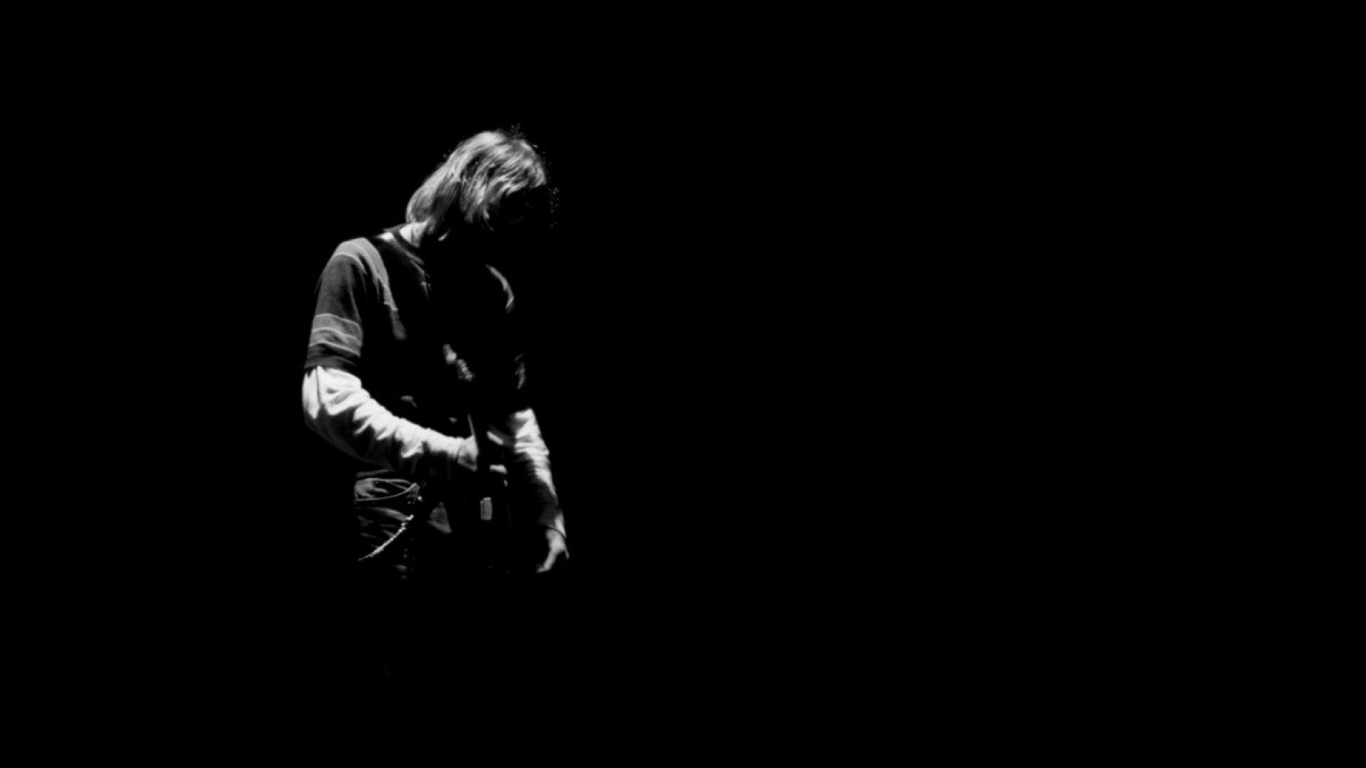 Band Wallpapers Music Artists: Kurt Cobain Backgrounds