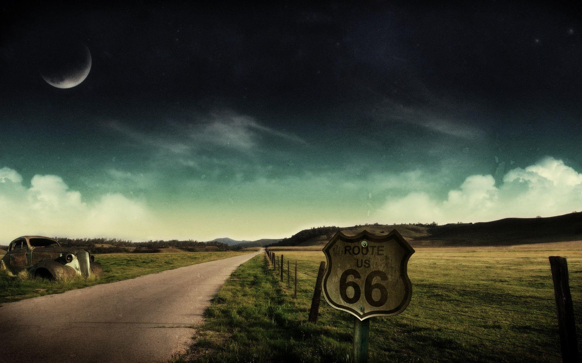 Route 66 Wallpapers - Wallpaper Cave