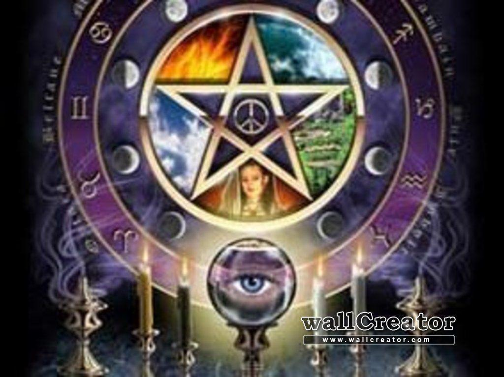 Pagan Wallpaper For Android: Pentacle Wallpapers