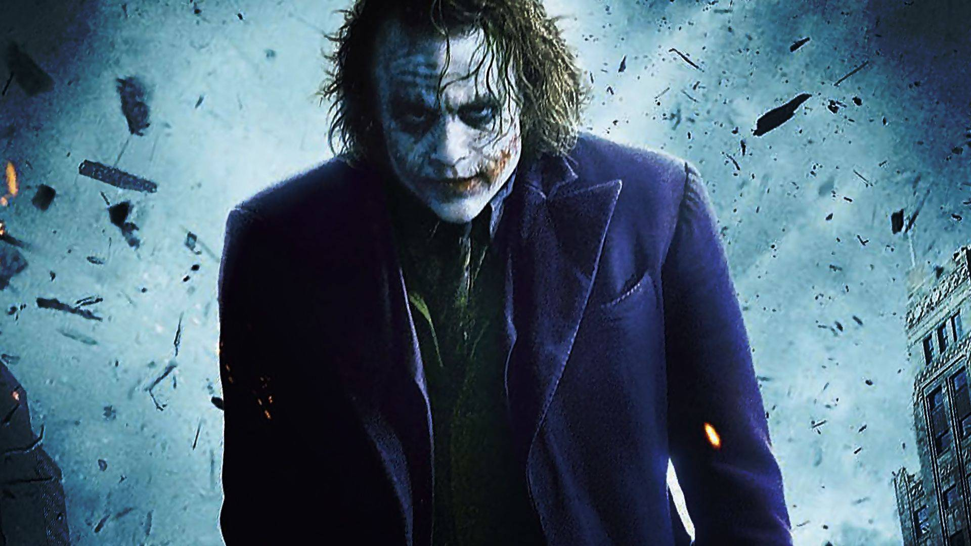 Heath Ledger Joker Wallpapers Wallpaper Cave