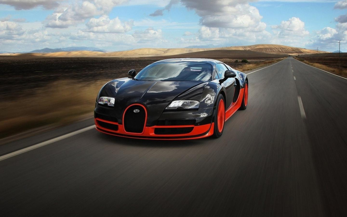Bugatti Veyron Super Sport Wallpaper Hd: Bugatti Veyron Wallpapers HD