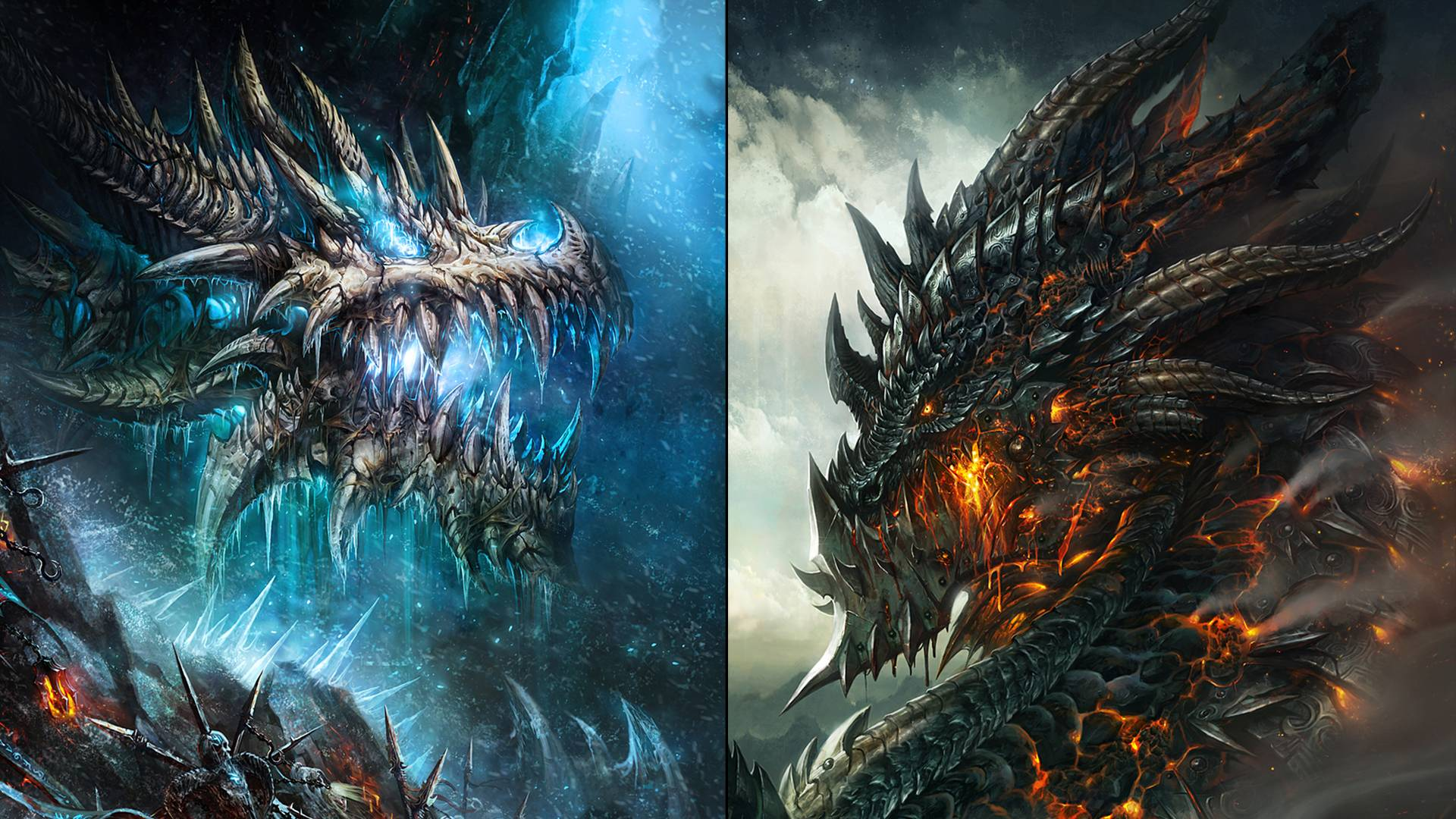 Epic Dragon Wallpapers