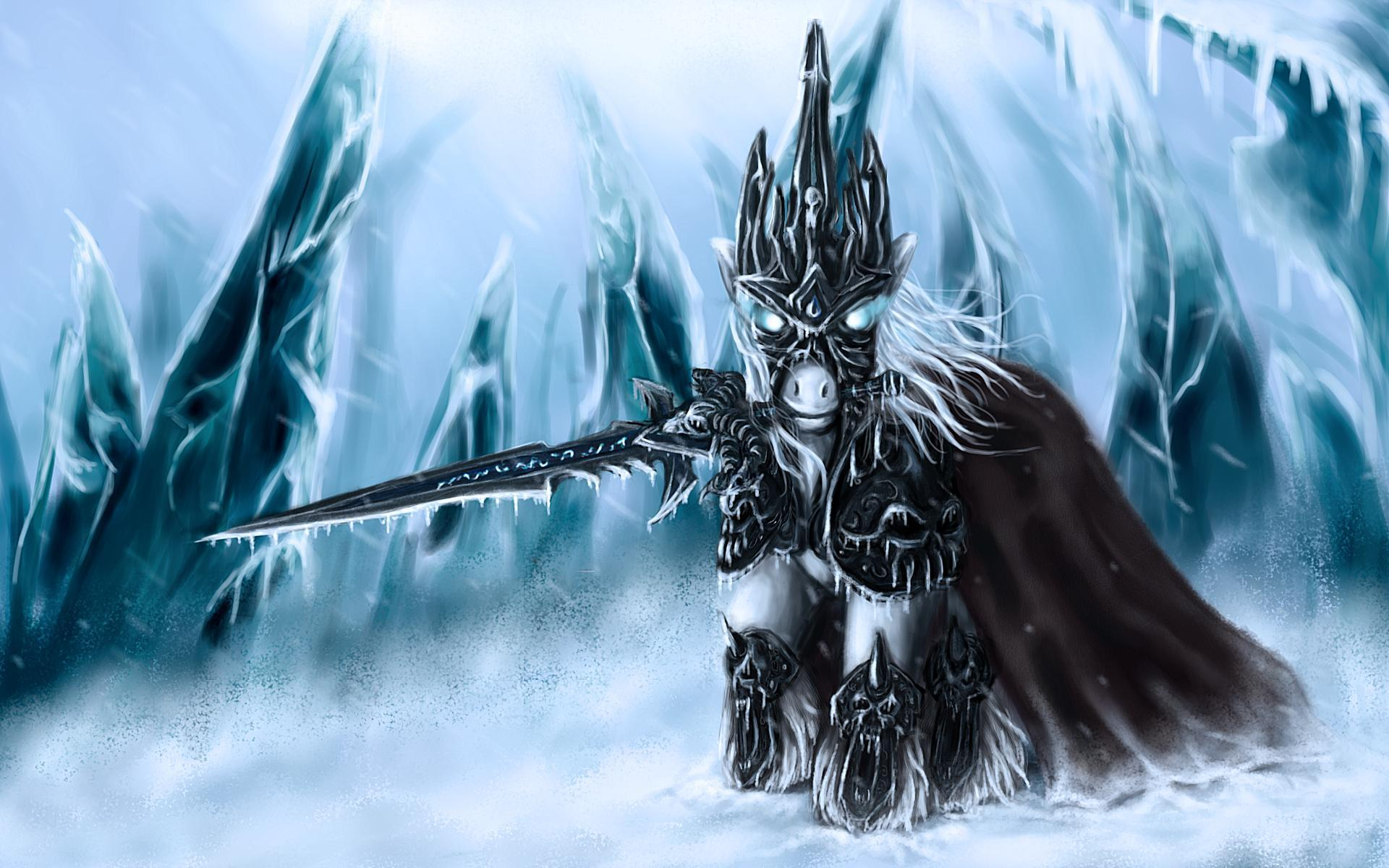 Lich King pony wallpapers #