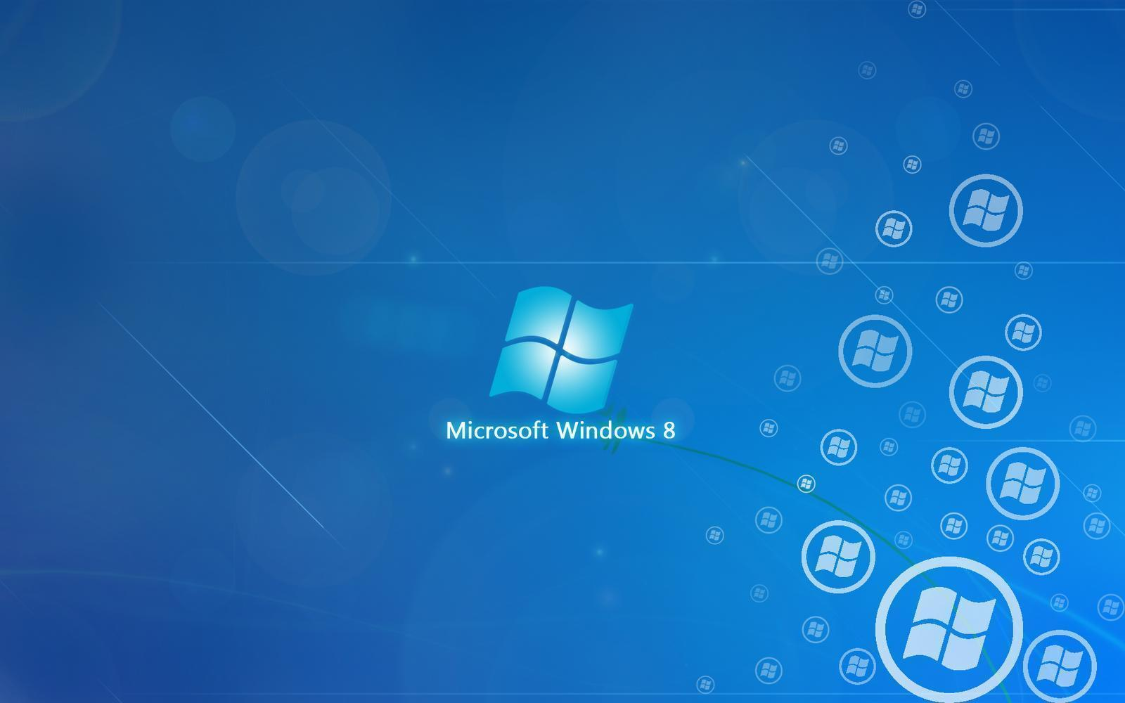 Wallpapers HD: Windows 8