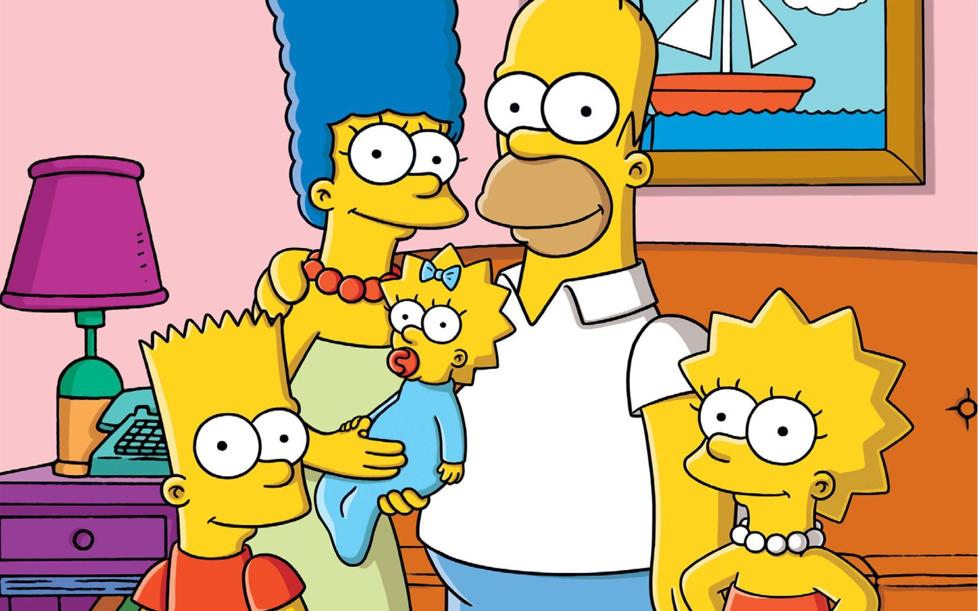 Last Exit To Springfield :: Simpsons Wallpapers