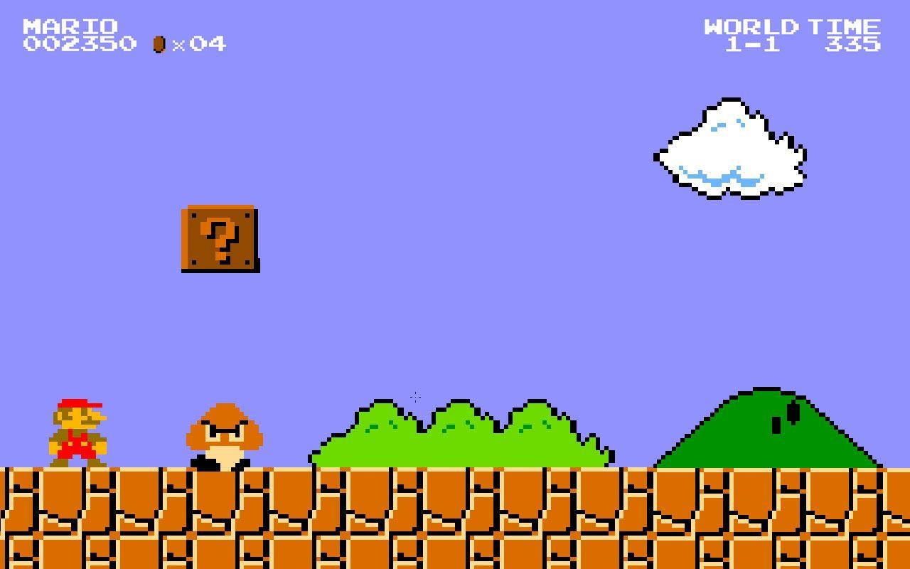 Cool Super Mario Wallpaper Hd Images Pictures