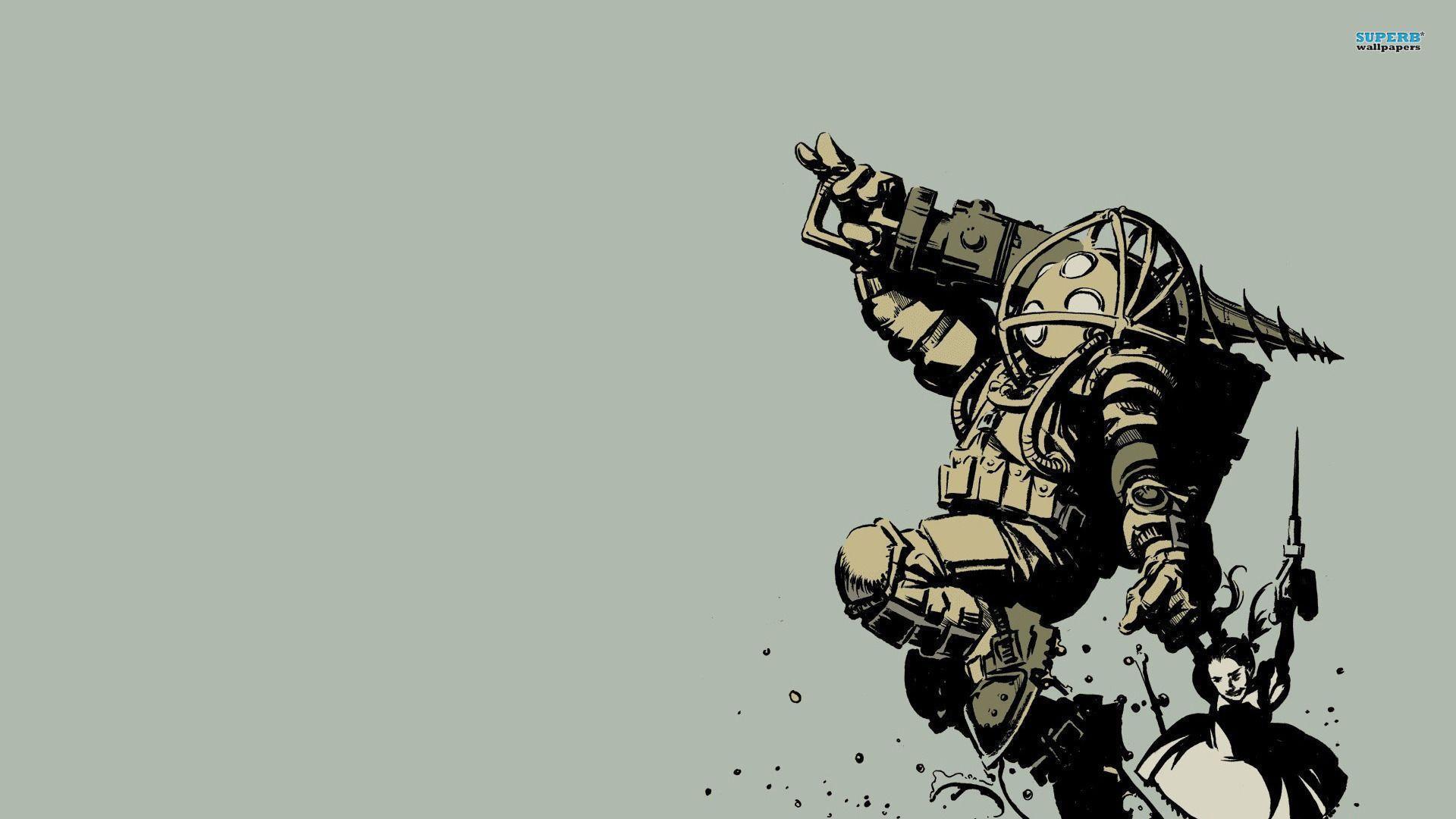 BioShock Infinite Wallpapers 1920x1080  Wallpaper Cave