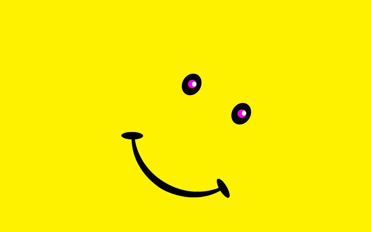 Wallpapers For > Animated Smiley Face Backgrounds