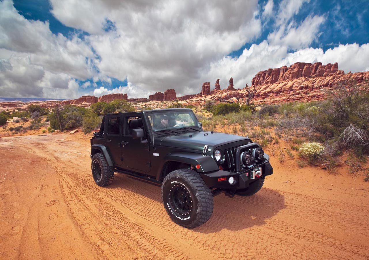 Jeep Wrangler Wallpapers - Wallpaper Cave