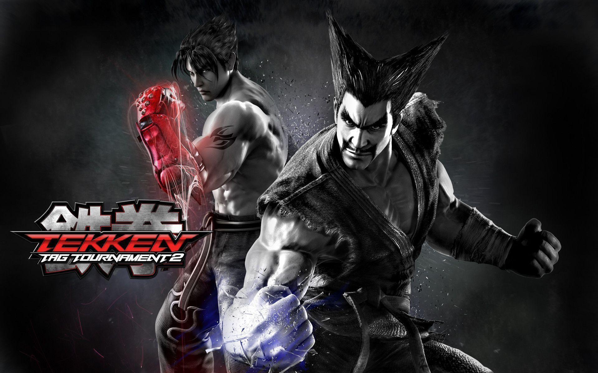 Tekken Tag Tournament 2 Wallpapers Wallpaper Cave