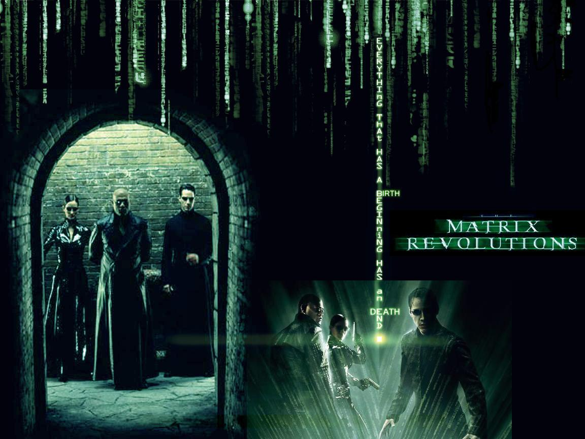 Matrix revolution theme movie free desktop background - free ...