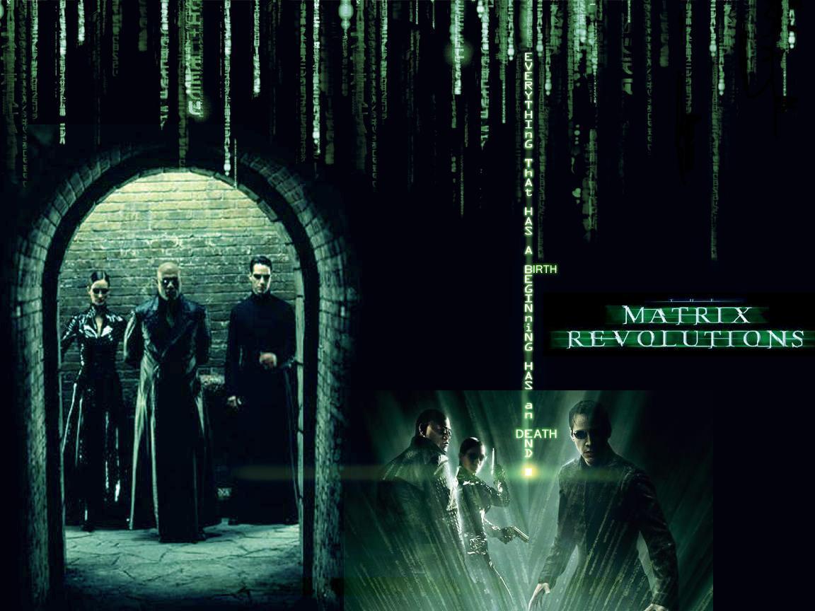 Matrix revolution theme movie free desktop background - free ...