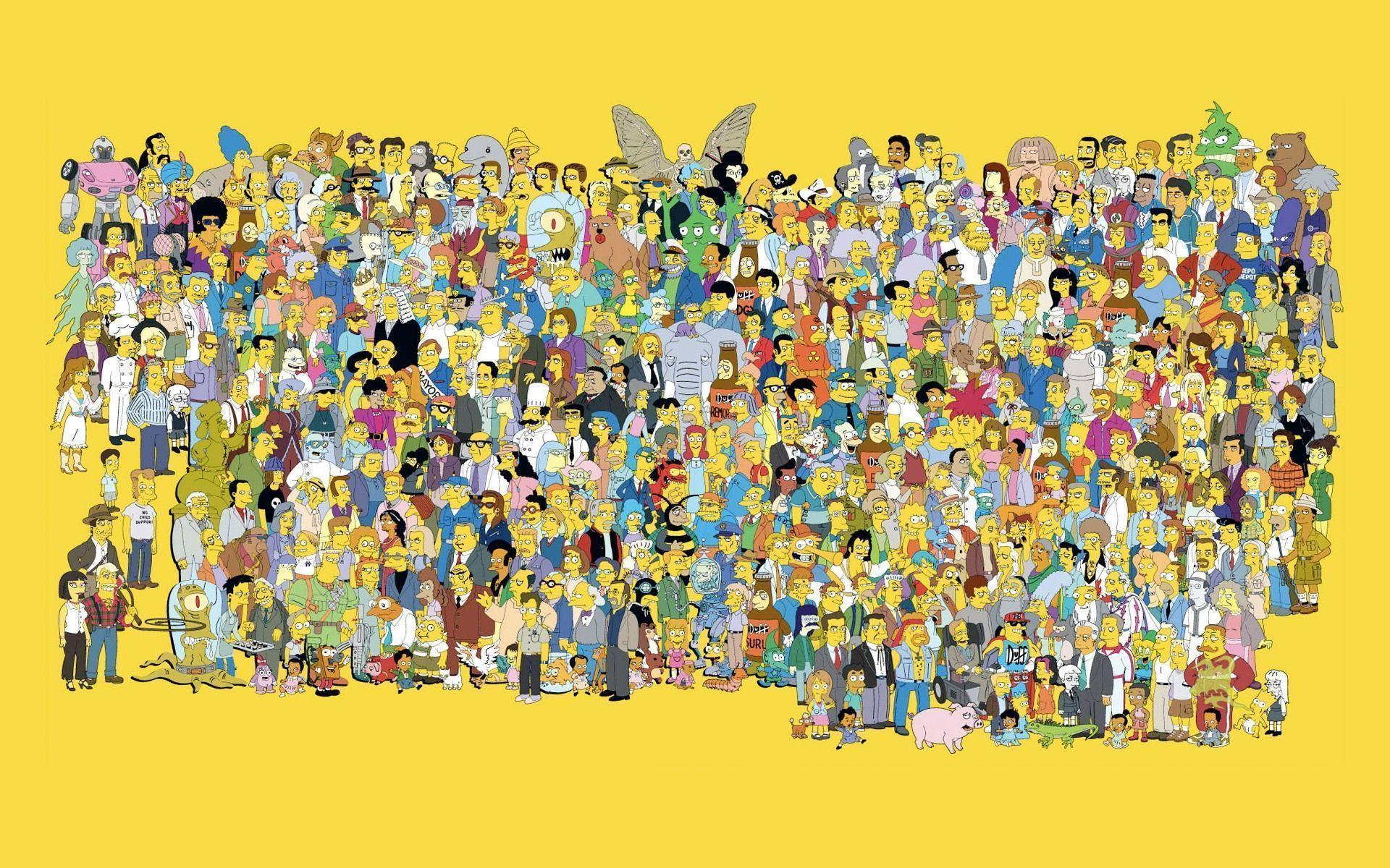 Most Downloaded Simpsons Wallpaper