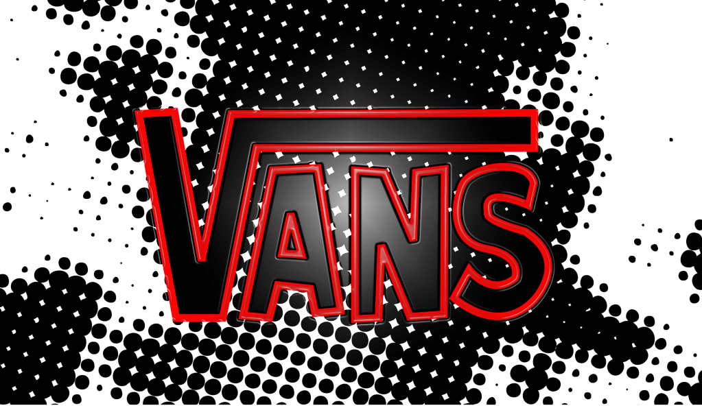 Cool Vans Logo Desktop Wallpaper