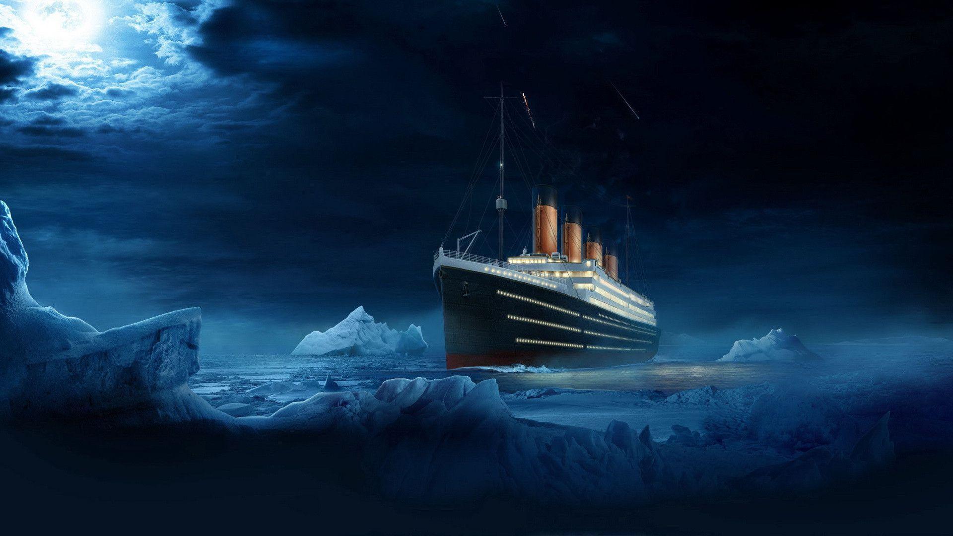 Titanic Hd