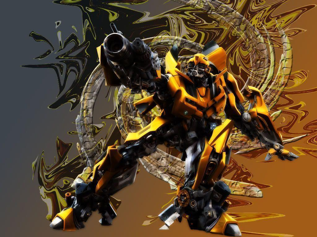 Wallpapers For > Transformers Wallpapers Bumblebee