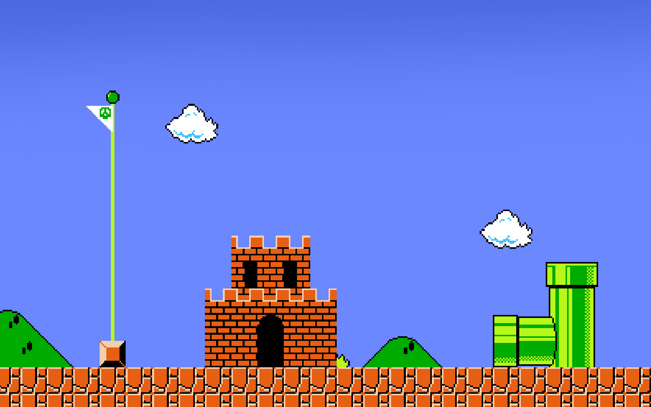 mario backgrounds wallpaper cave