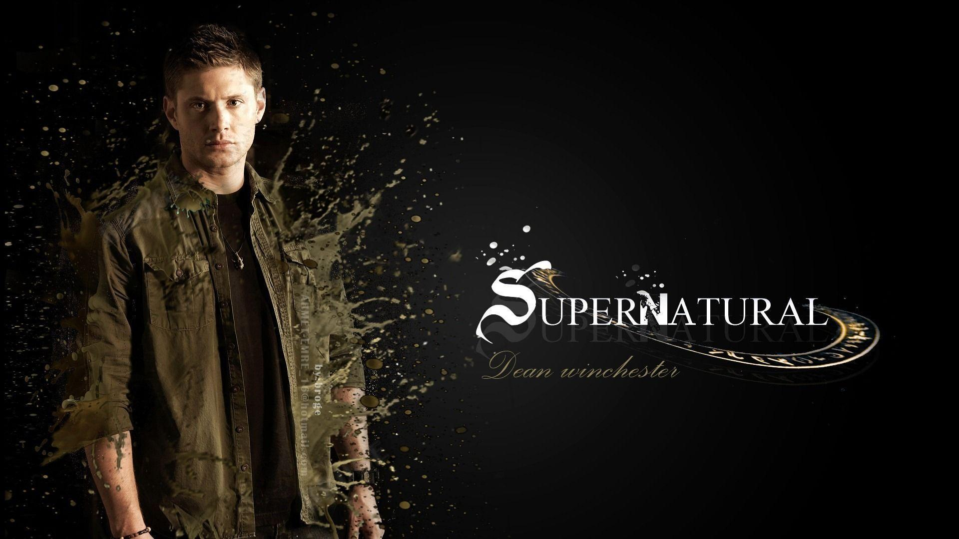 Dean Winchester Wallpapers - Wallpaper Cave