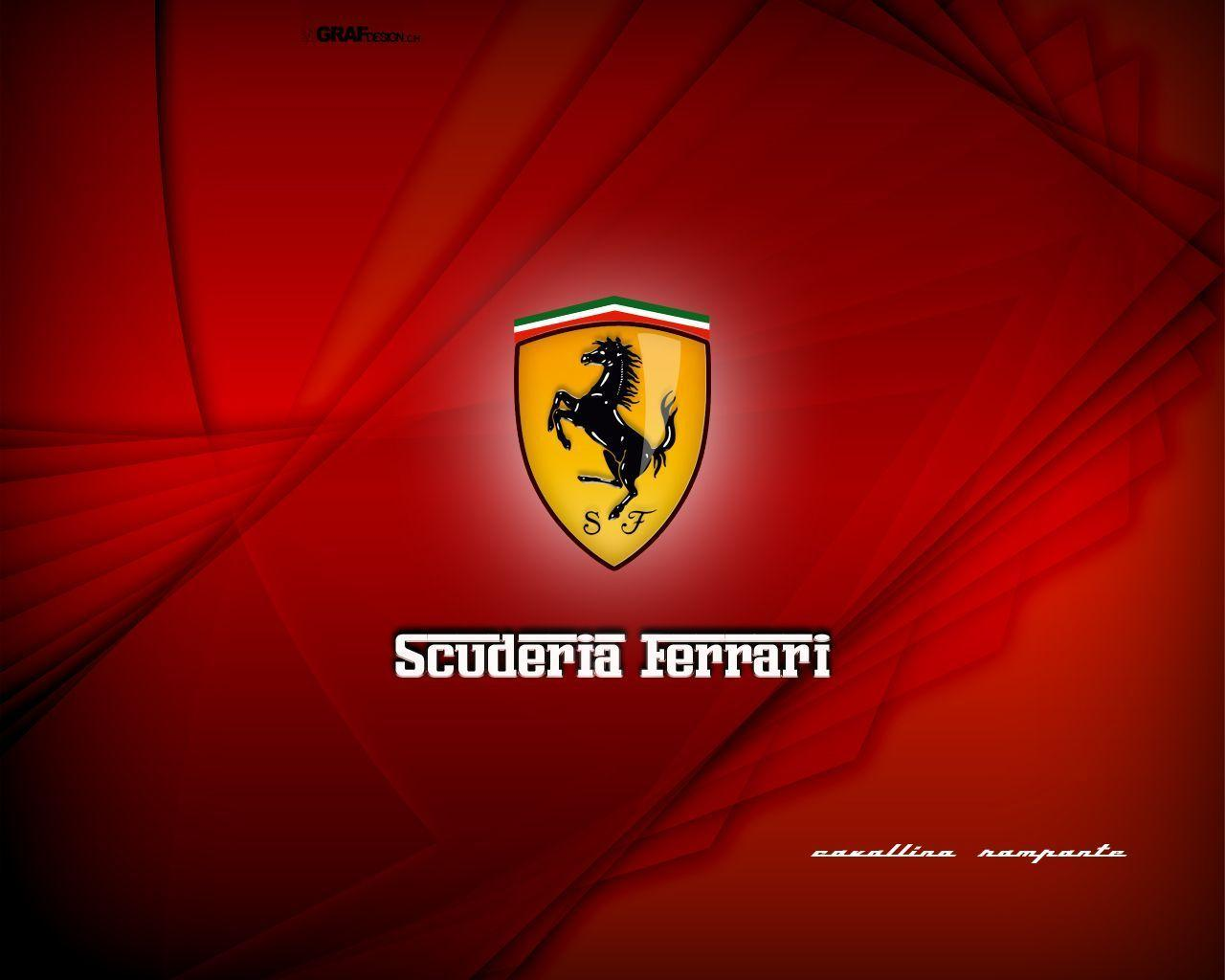 Wallpapers Ferrari Logo