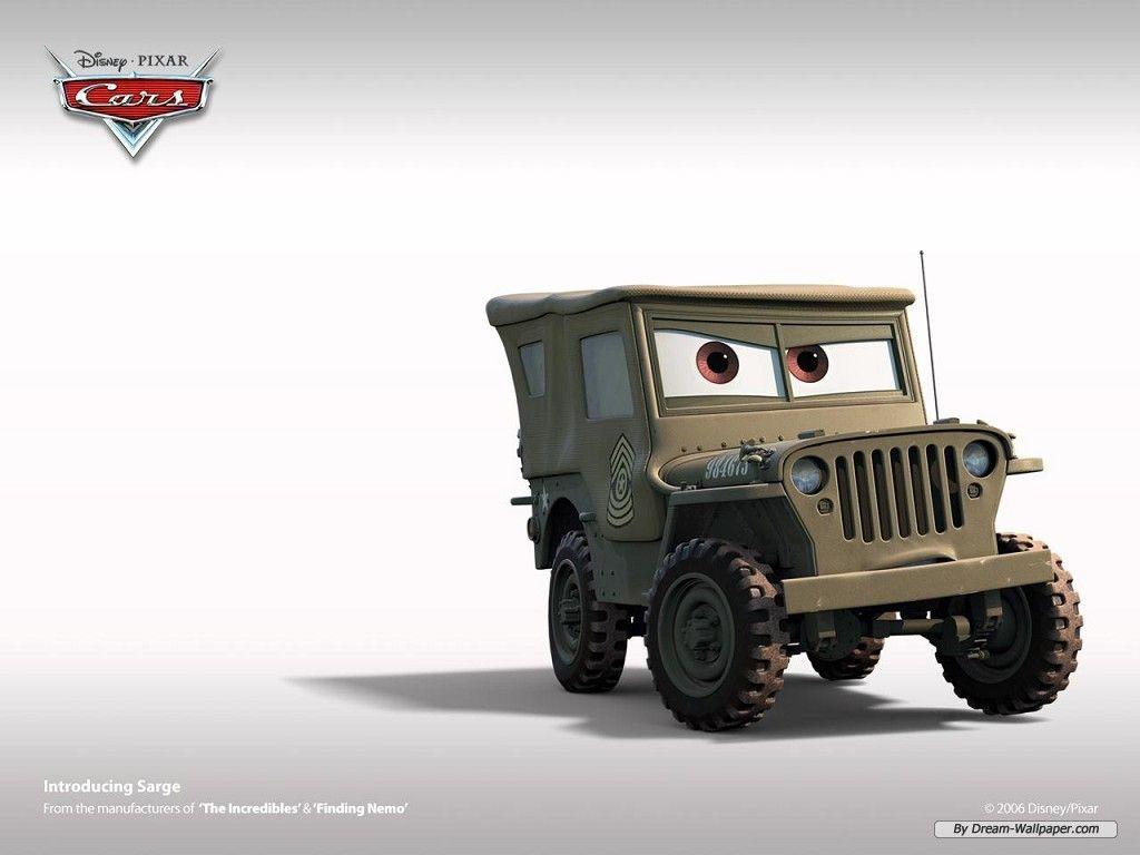 Cars Cartoon Wallpaper | Cartoon Wallpaper